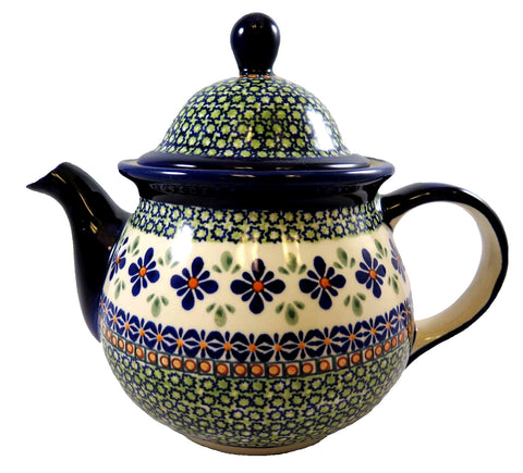 Large Teapot; 48 oz