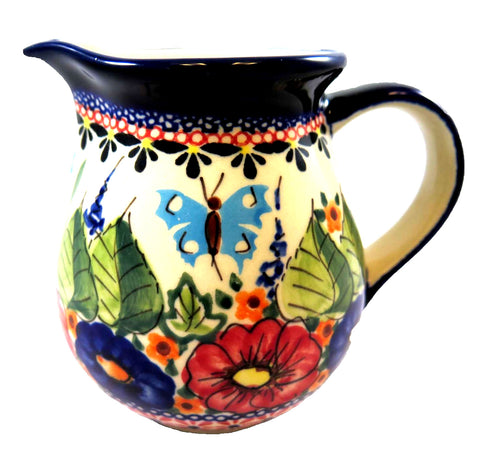 Small Pitcher, Creamer; 14 oz