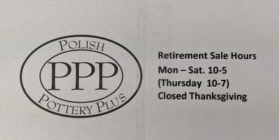 Polish Pottery Plus LLC