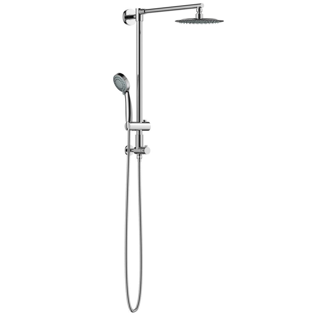 Polaris 1 Retrofit Rain Shower System With Handheld Shower
