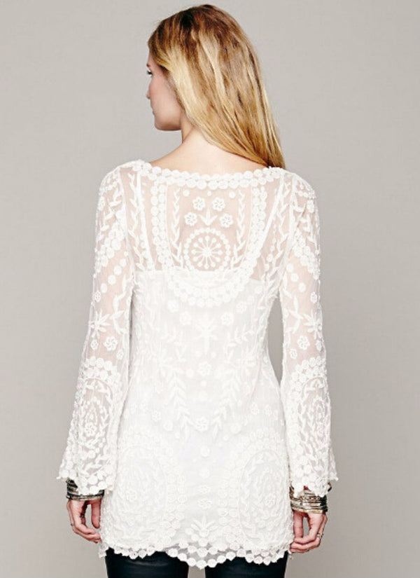 Lace & Fit Charming Dress | bitpix.io