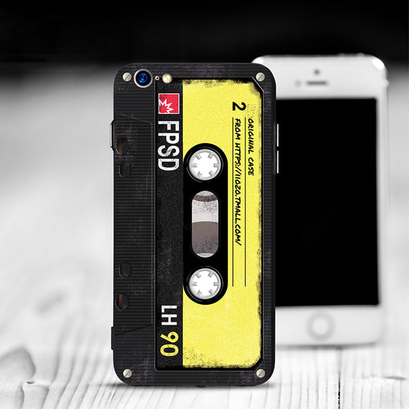 Tape - Apple iPhone 6, 7 Series Case | bitpix.io