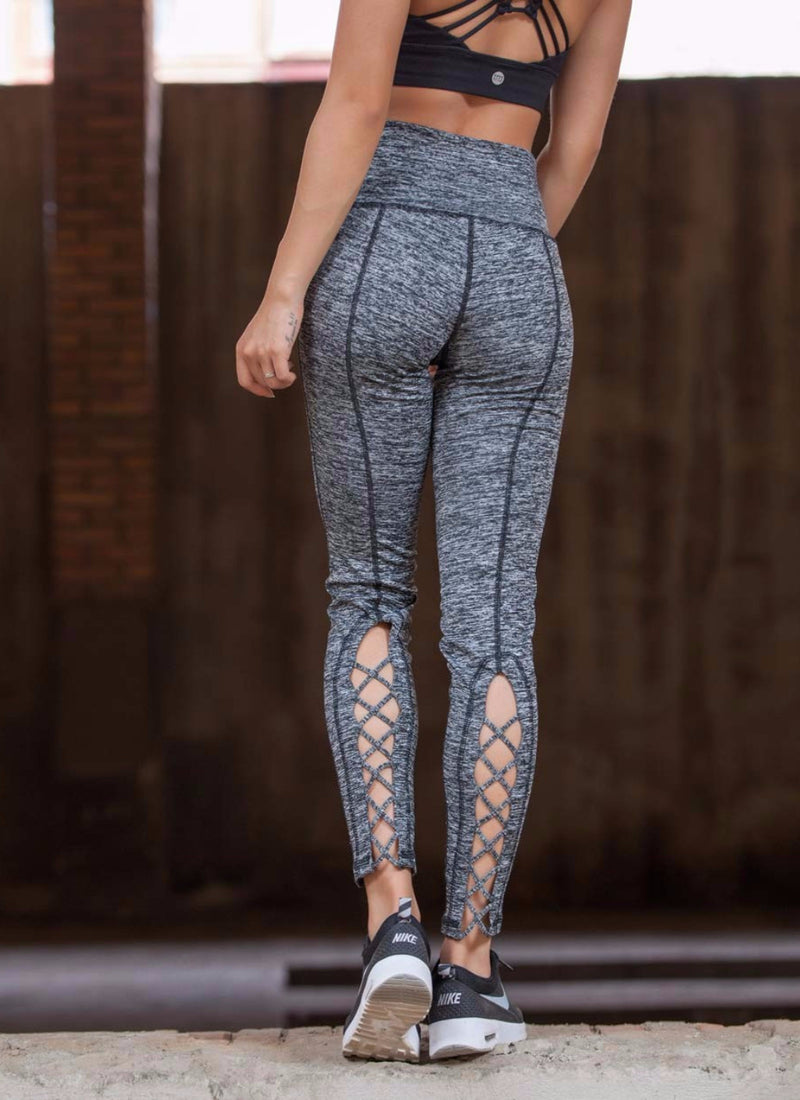 Yoga & Running Stretch Leggings | bitpix.io