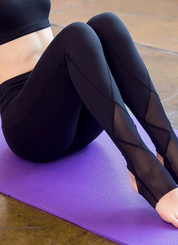 Quick-Dry Yoga Leggings | bitpix.io