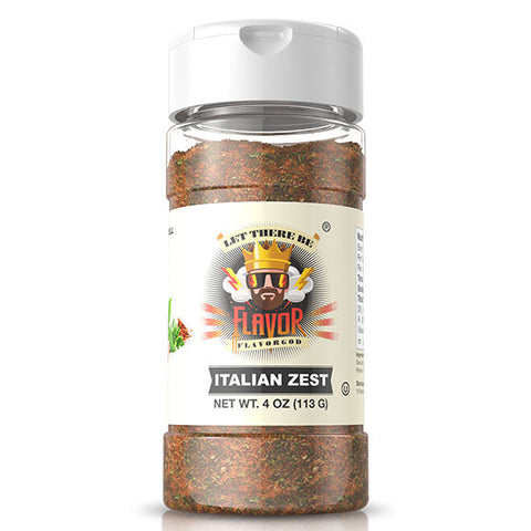 Flavor God Italian Zest Seasoning (5 oz)