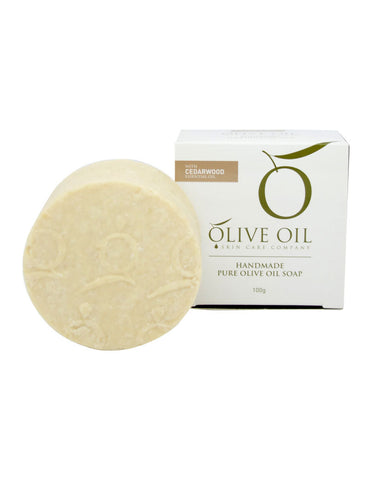 Olive Oil Skin Care Company Handmade Bar Soap