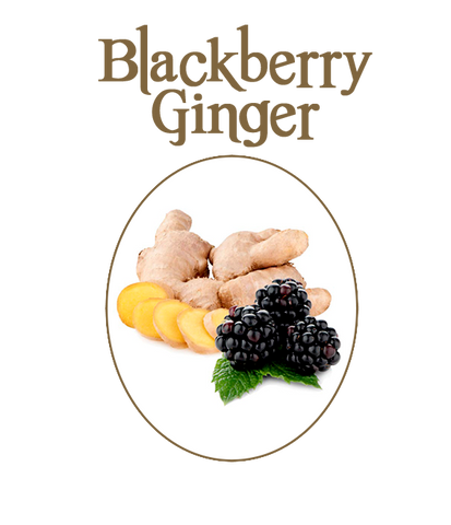 Blackberry Ginger Dark Balsamic