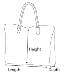 bag measurement guide