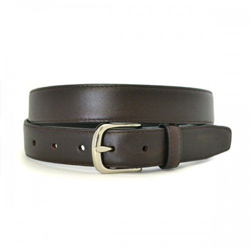 ANDRE - Mens Brown Genuine Leather Belt  - Belt N Bags