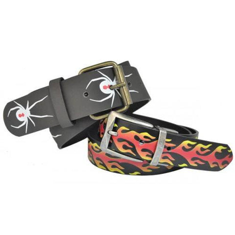 Boys Fast Track Belt Twin Pack