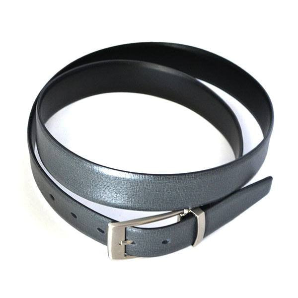 CLARKE - Mens Black Genuine Leather Belt  - Belt N Bags
