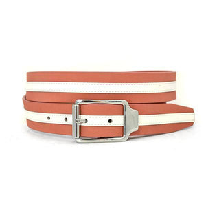 CLUIS - Unisex Rust Leather Belt - CLEARANCE  - Belt N Bags