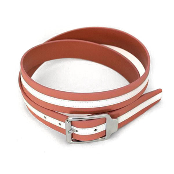 CLUIS - Unisex Rust Leather Belt - CLEARANCE