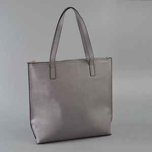 CHERMSIDE - Storm Structured Saffiano Shopper  - Belt N Bags