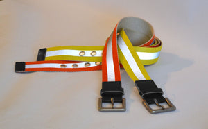 HI-VIS SAFETY BELT IN ORANGE  - Belt N Bags