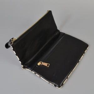 ELWOOD- Addison Road Genuine Leather Clutch  - Belt N Bags