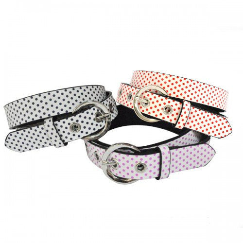 AVA - Girls Polka Dot Triple Belt Pack - Belt N Bags