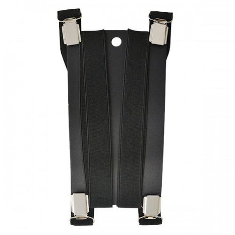 HUGO - Mens Black Fashion Braces
