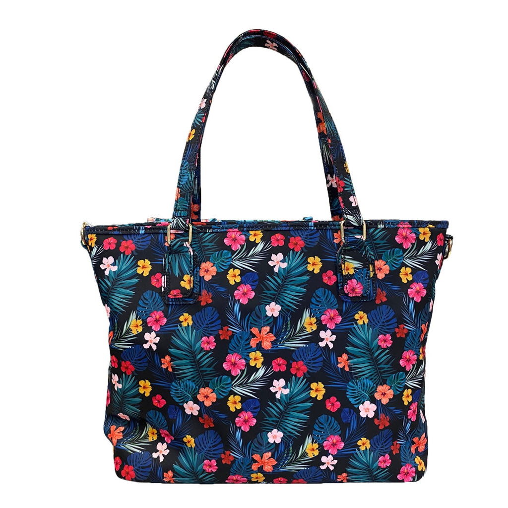 CALOUNDRA - Women's Colorful Flower Bag