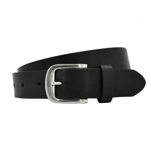 FINN - Boys Black Genuine Leather School Belt - Belt N Bags