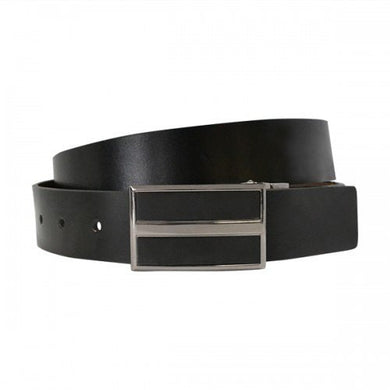 BOND - Mens Reversible Bonded Leather Belt - BeltNBags