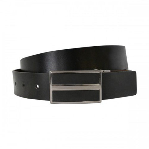 BOND - Mens Reversible Bonded Leather Belt