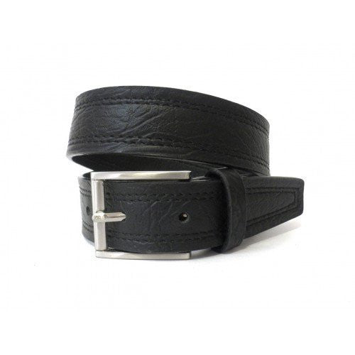 JOAL - Boys Black PU School Belt - Belt N Bags