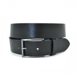 STAVROS - Mens Genuine Leather Twin Belt Gift Pack  - Belt N Bags