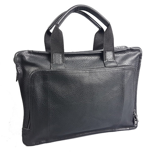 SIMON - Mr Selby Genuine Leather Laptop Bag-men's bag-BeltNBags