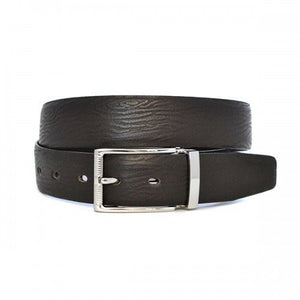 TONY - Mens Brown Genuine Leather Belt - BeltNBags