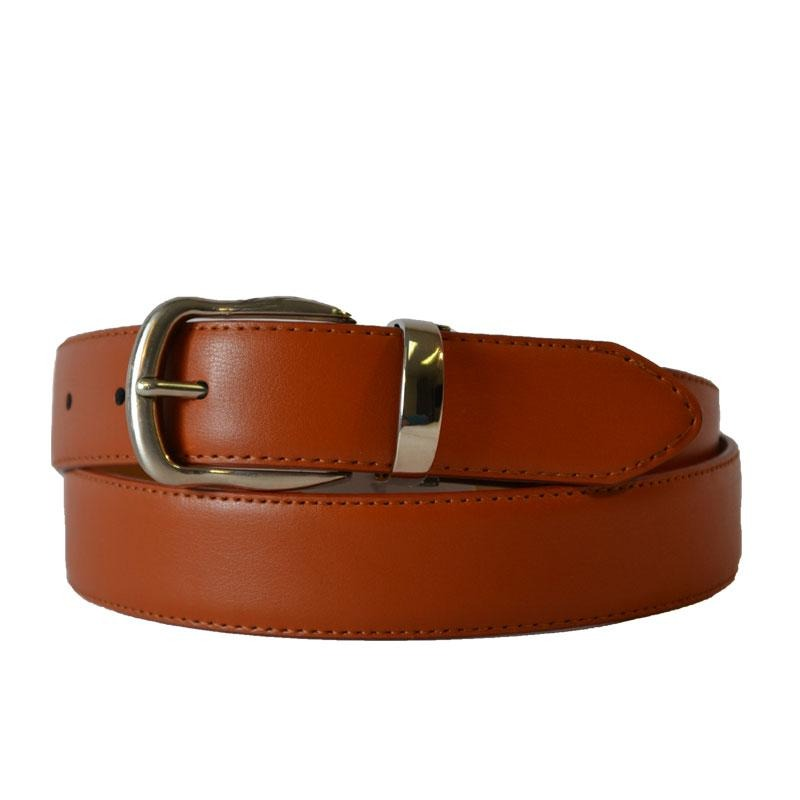 TENNYSON - Men's Tan Genuine Leather Belt