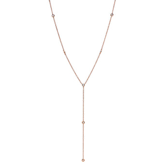 Diamond By The Yard Lariat | Harrisons Collection