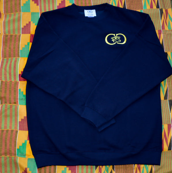 CRC Crewneck Sweatshirt Black