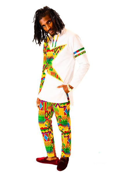 Kente Superstar Set