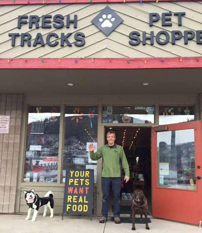 Fresh Tracks Pet Shoppe - Holistic Pet Care