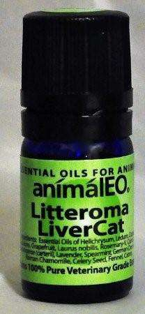 litteroma liver cat essential oil