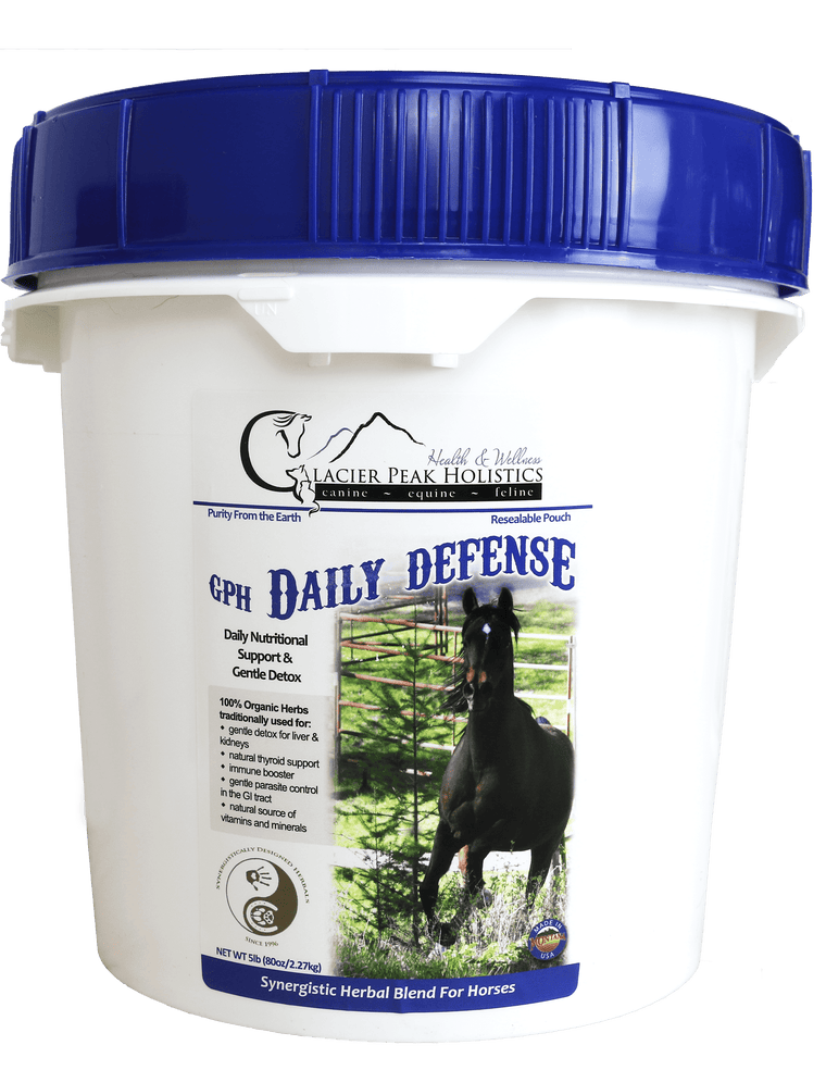 GPH Daily Defense Powder for Horses  (Now with Probiotics)