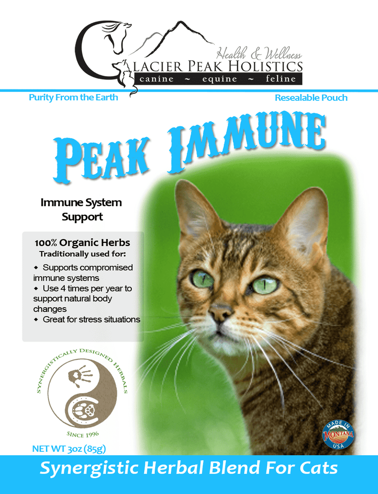 immune support for cats