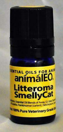 litteroma smellycat essential oil