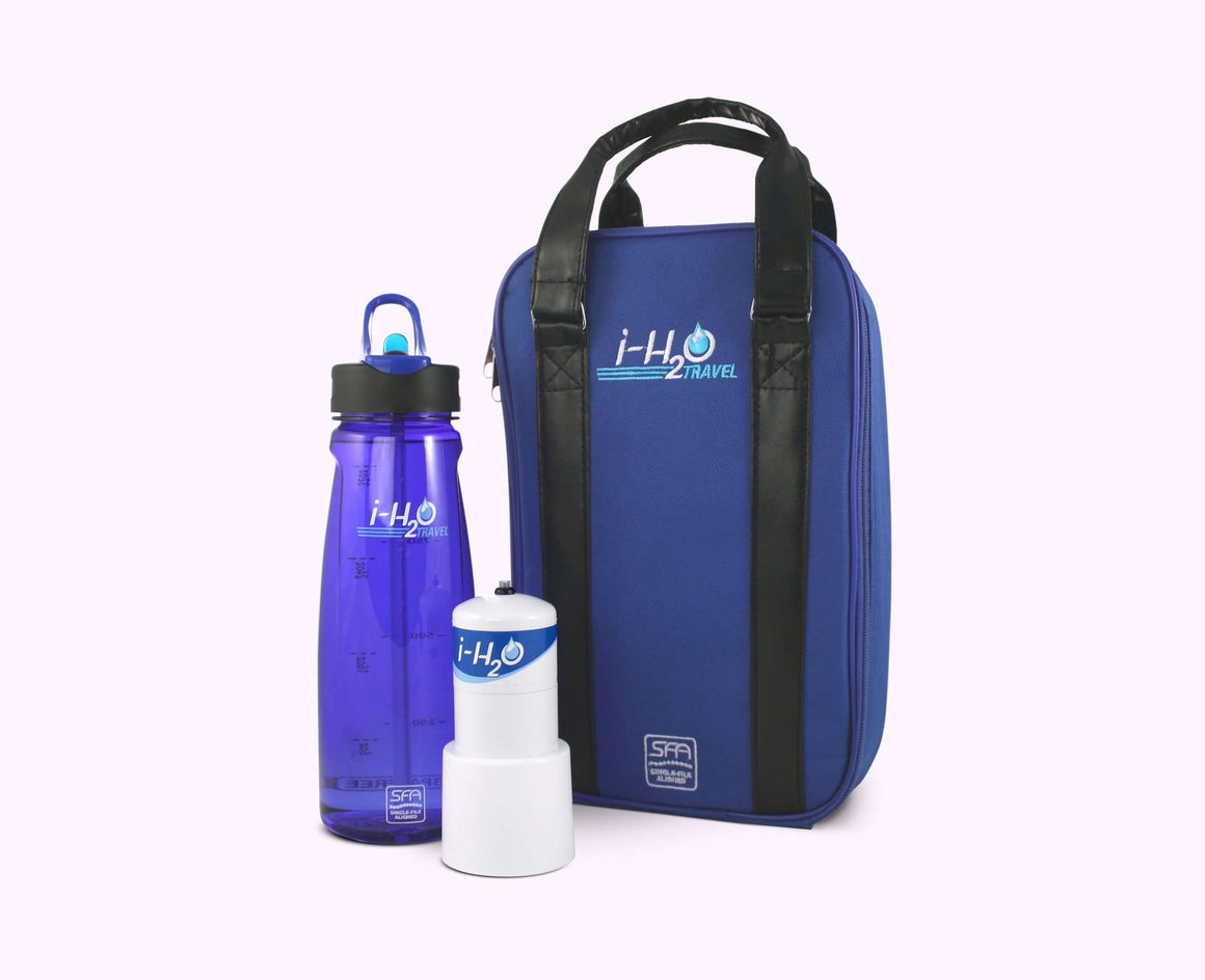 Gia i-H2O Travel Activation System