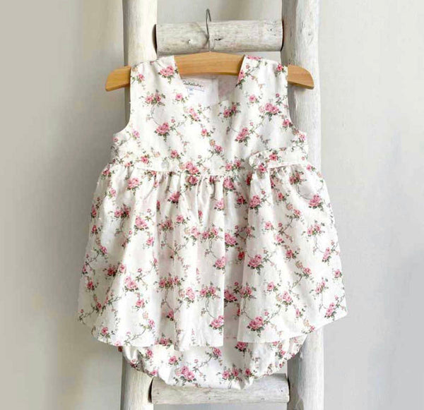 Catarina flower romper
