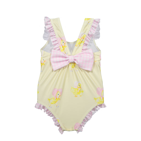 Baby chicks swimsuit