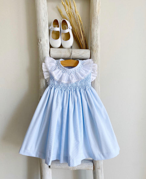 Grace blue dress