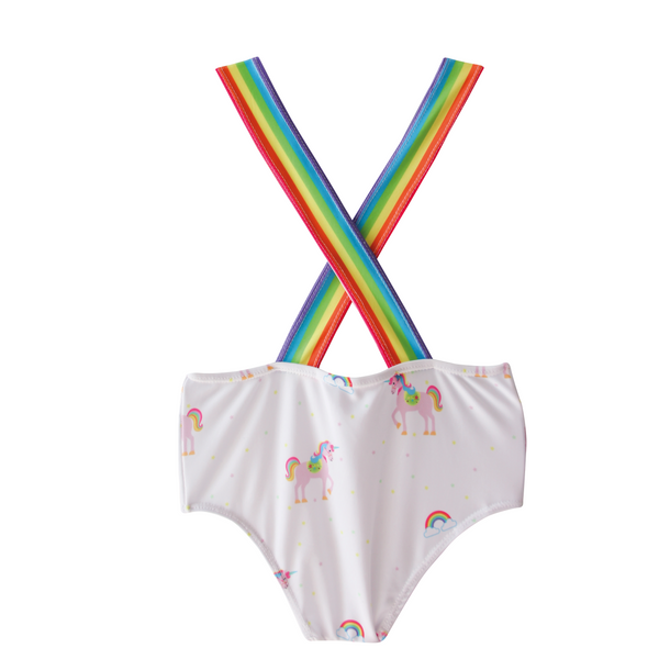 Unicorns swimsuit