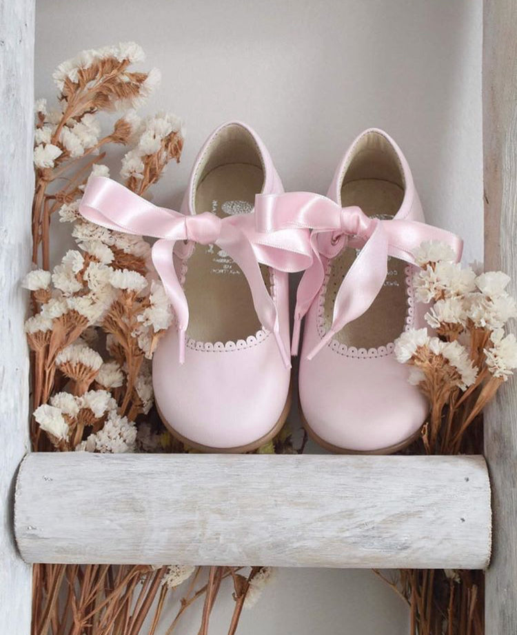 Chloe pink shoes