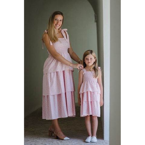 Lily Bows Mom dress