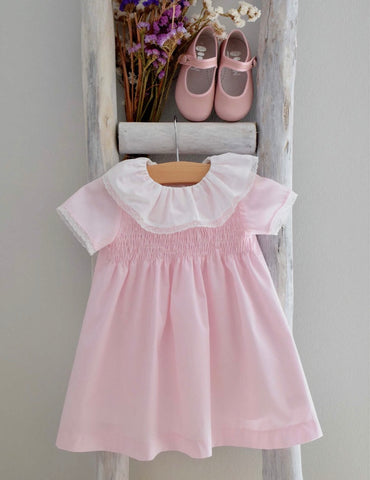 Chloe pink dress