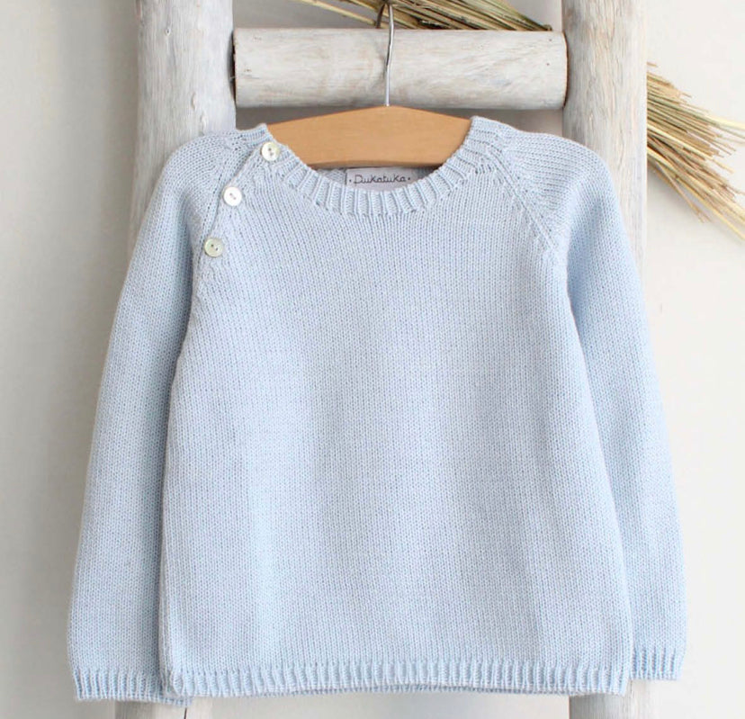 Oliver blue jumper