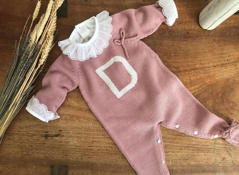 Personalised romper (more colour available)