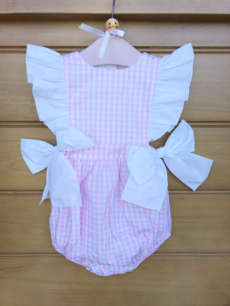 Alice summer romper
